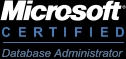 The Microsoft Certified Database Administrator (MCDBA) on Microsoft SQL Server 2000 credential is the premier certification for professionals who implement and administer Microsoft SQL Server™ databases.